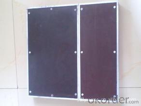 Aluminum-frame Formwork Bracket, Formwork and Scaffolding System