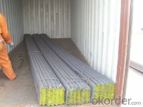 Unequal Angle Steel HR Q235-420Series, SS400-540Series, S235JR-S355JR, A36-A992
