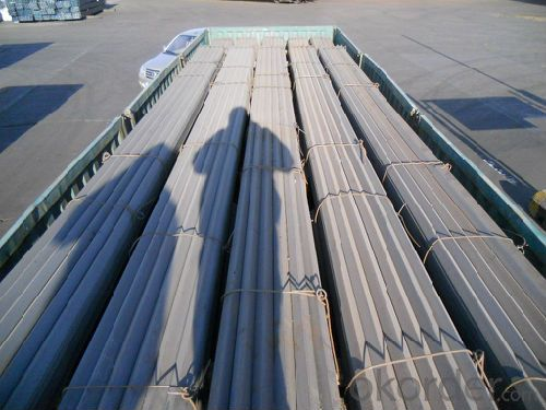 Hot Rolled Mild Equal Anlges GB, JIS, ASTM Standard for Making Parts of Warehouses