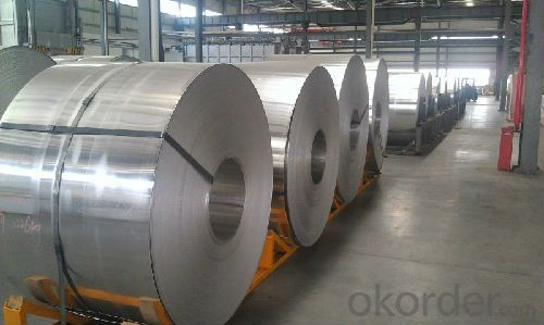 Aluminum Coil from China 1050,1100,3003,5753,5083,6061