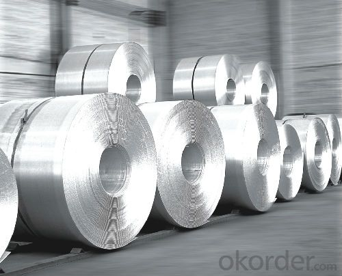Aluminum Coil 5182 H19 Cheap Customized for Drink Can