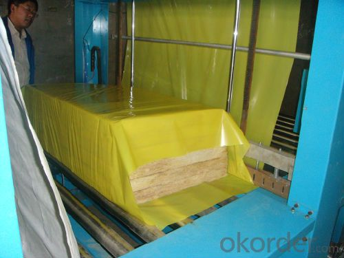 Rock Wool Blanket 120KG50MM For Insulation