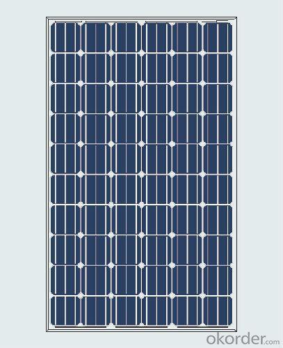 Mono Solar Panels Solar Module 250w Full Black