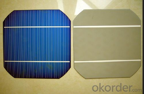 Monocrystalline Silicon Solar Cells with Low Price