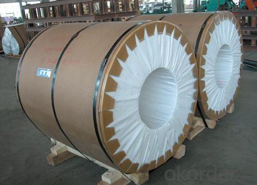 Aluminum Coil used for Aluminum Foil Stock