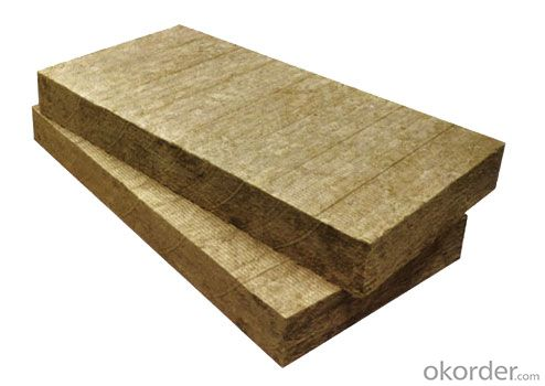 Buy fire proof absorption insulation multi function rock for Mineral wool board insulation price