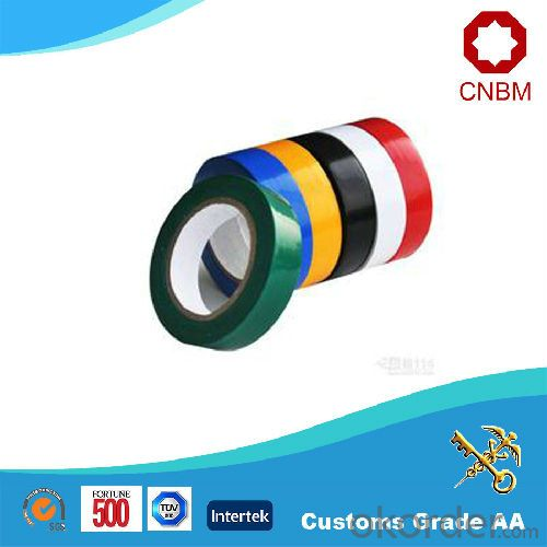 PVC Floor Masking Tape Natural Rubber ISO9001