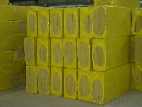 Rock Wool Blanket 80KG50MM Warehouse Insulation