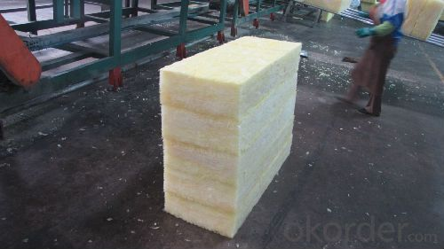 Good Quality Glass Wool Board For Building Heat Insulation
