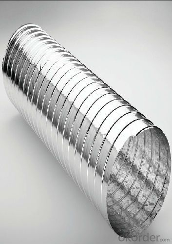 Aluminum Flexible Duct For Air Condition