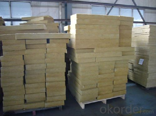 Basalt Stone  Wool for Ware House Building Roofing use