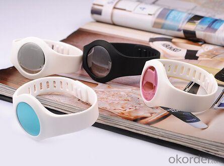 Waterproof Smart Bracelet Watch with Bluetooth