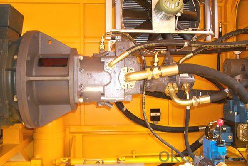 Stationary Concrete Pump from HBT40 to HBT100