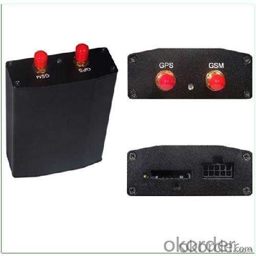 MT380 Vehicle GPS Tracker for Fleet Management