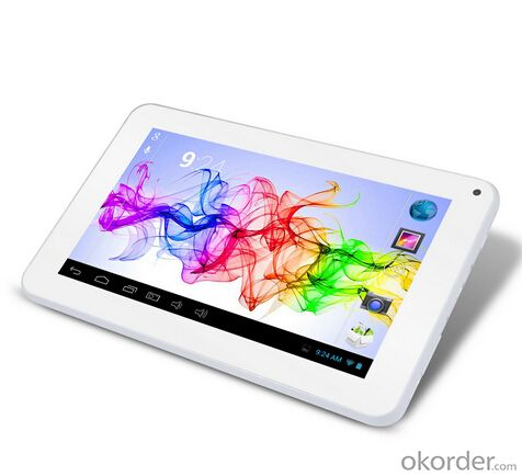 "7"" A20 Dual Core Android Full Seg TV Tablet PC"