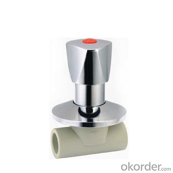 High  Quality  New  luxurious stop valve