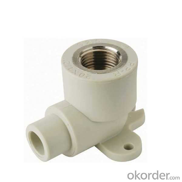 High   Quality  Elbow 90 for wall mounting external/internal female