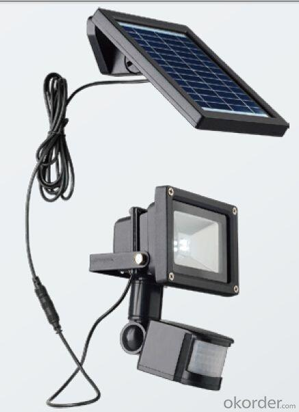 SOLAR LIGHTING F0085A PIR SOLAR