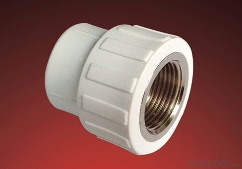 Top Quality PPR female threaded socket Comply with  Food Hygiene Regulations and Non-toxic