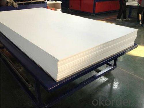 PVC Foam Board  PVC ABS 1560*3050mm Customerized  PVC Foam Sheet Thickness 2-4mm