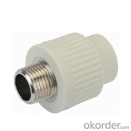 PPR Male Threaded Coupling PPR Fittings China Supplier