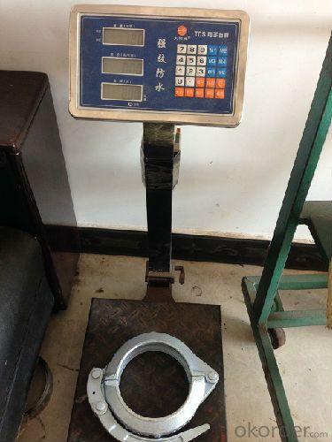 Concrete Pump Parts of Putzmeister Clamp 2Inch