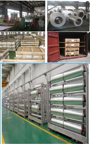 aluminum sheet factory