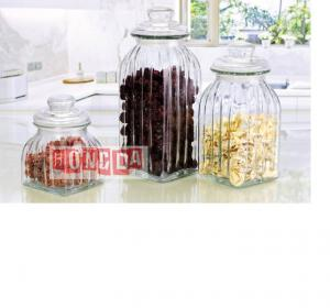Glass Storage Jar 9922Y