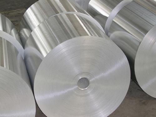 Aluminum foil 20mic for blister packing 8011-H18- 0.021mm