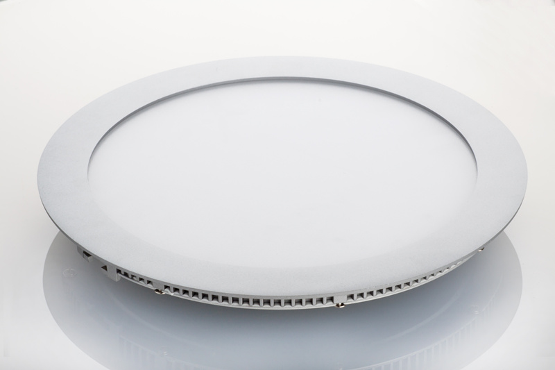 Round standard 15W R240MM LED panel light