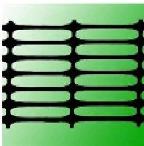 PP/ HDPE  One-Way  Plastic  Geogrid Products