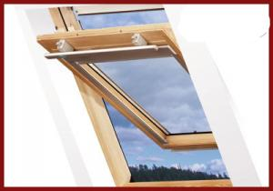 Center Pivot Roof Window - RXD Series