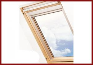 Center Pivot Roof Window - RVD Series