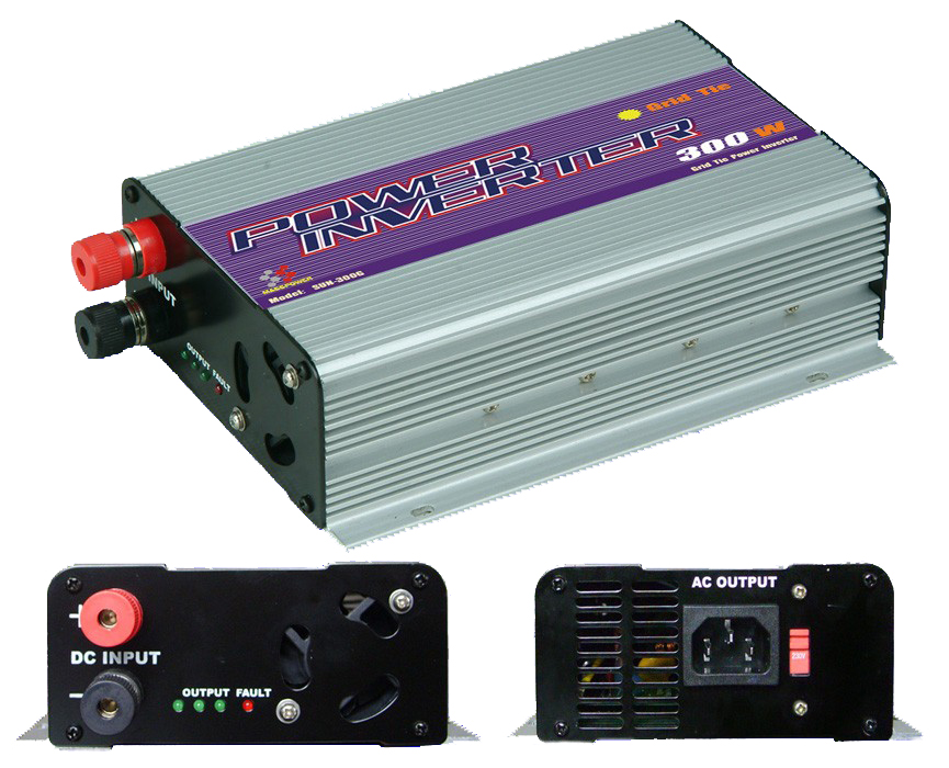 SUN-300G Solar Grid Connected Inverter 300w