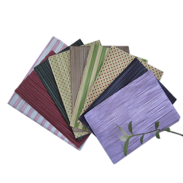 Chocolate Wrapp Foil Laminated Paper