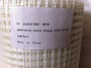 Zirconia 16.7% AR fiberglass mesh