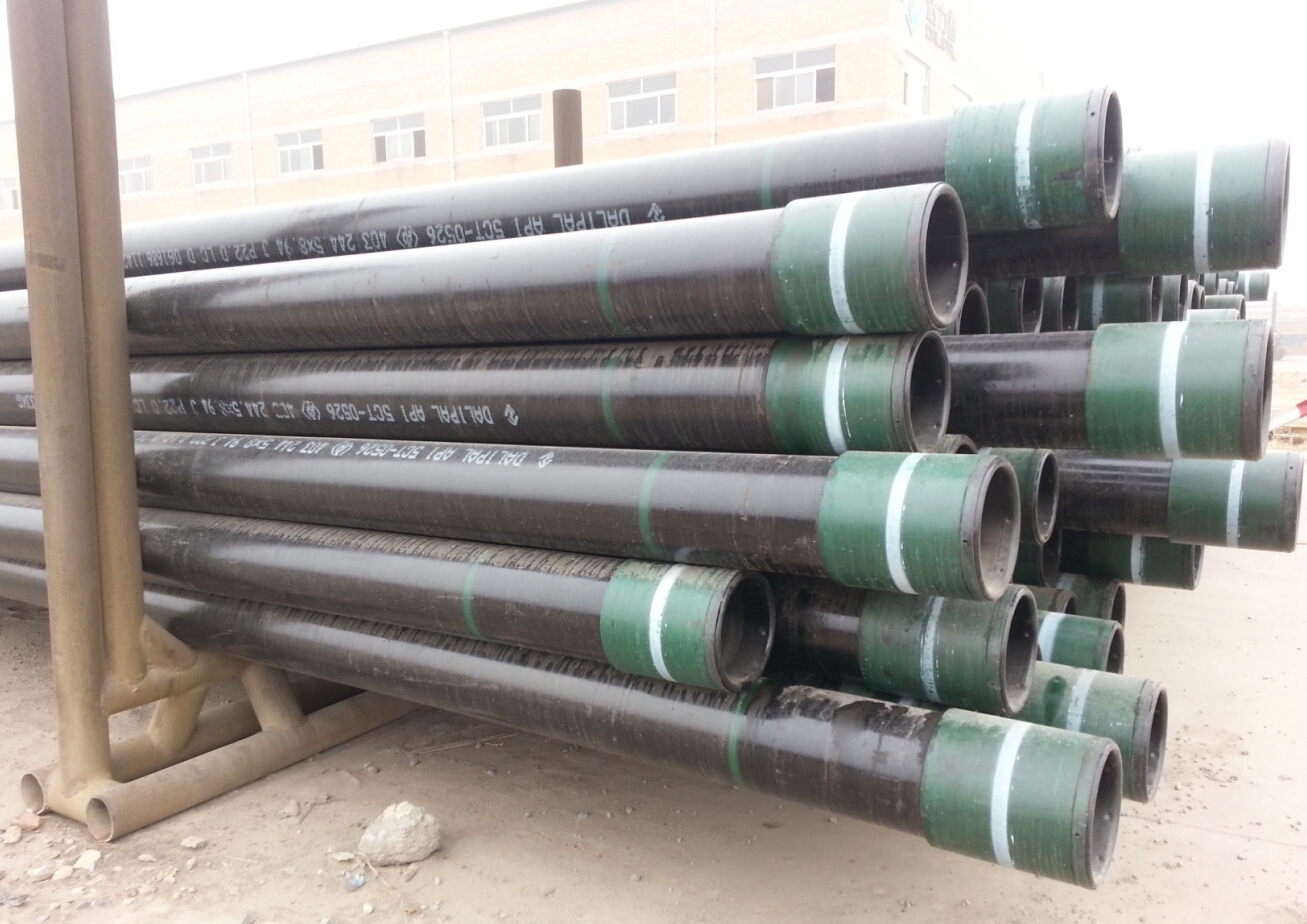API 5CT H40 casing pipe for water well