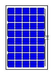 double glass solar module