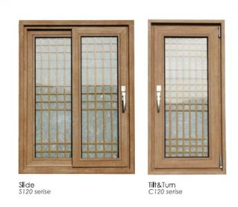 Pvc Casement Window,Double Glazed Windows