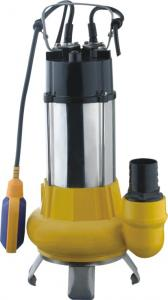 Stainless Steel Sewage Submersible Pump, Dirty Water Pump 1.5hp LWN-1.1KW