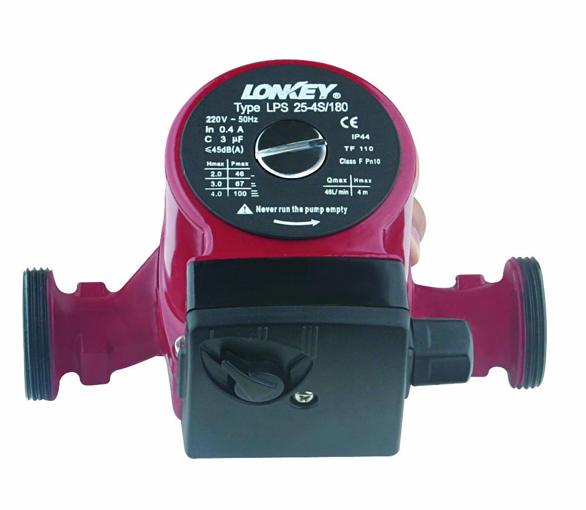 Grundfos Type Hot Water Circulation Pump, 3-Speed Heat Pump