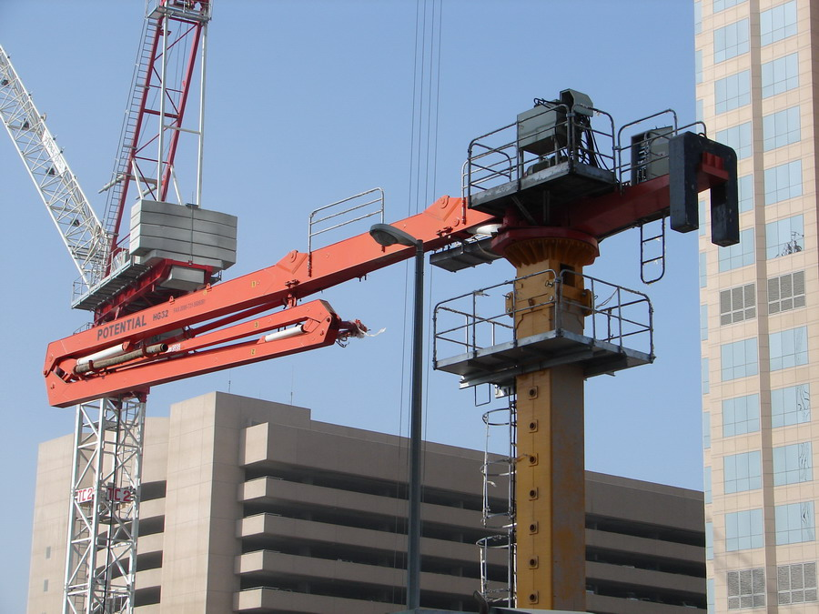HG32 Concrete Placing Boom High Quality Low Price