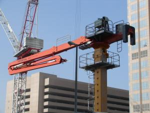 HG32 Concrete Placing Boom