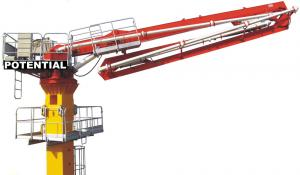 HG28 Concrete Placing Boom High quality low price