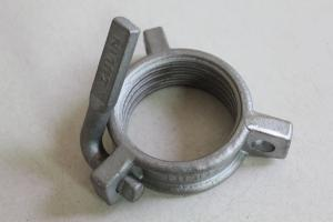 scaffolding steel pipe support shoring props nuts