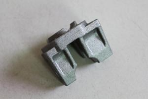 Scaffolding, casting connectors