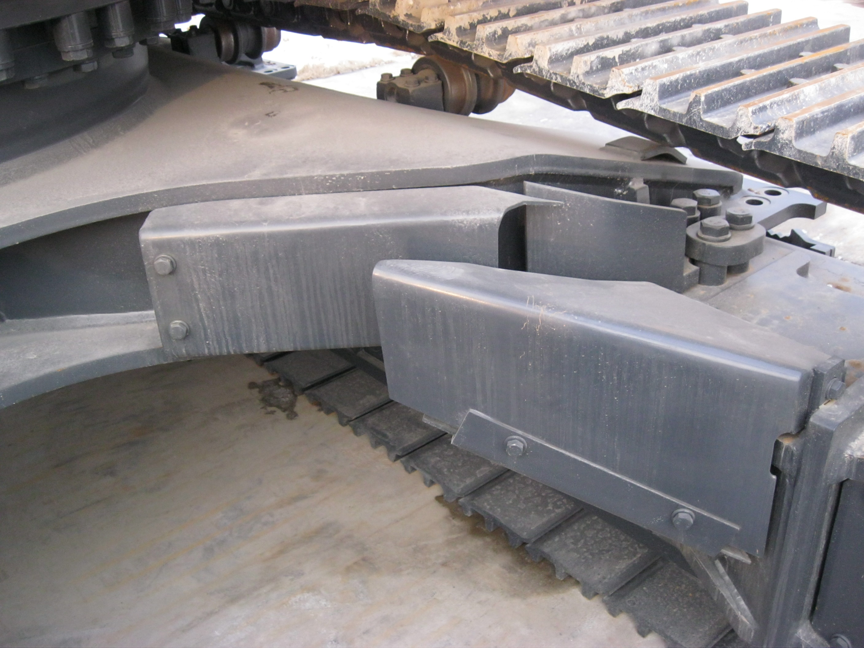 MC500LC-8 Hydraulic Crawler Excavator, large excavator, 47.5 tons