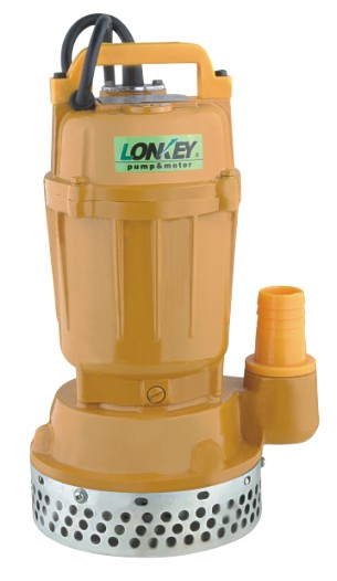 High Efficiency Sewage Submersible Water Pump WQD10-10-0.75