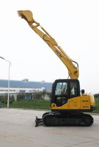 7 Ton JCM Hydraulic Crawler Excavator, Small Excavator, 907D