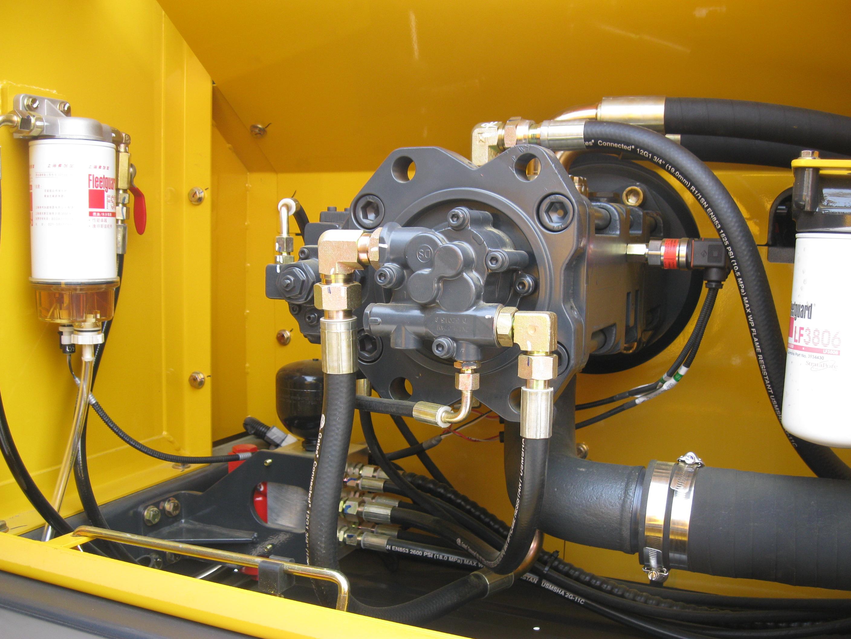 JCM921D Hydraulic Crawler Excavator, 21 tons, 0.9 m3 bucket